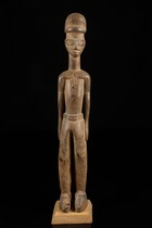 Colon figure, Burkina Faso, Lobi
