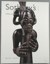 African and Oceanic Art, Literature: Auction catalogues, Sotheby&#039;s Paris