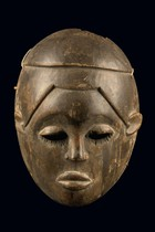 Mask, Nigeria, Ibibio