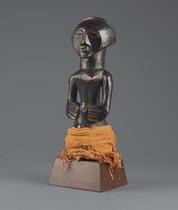 Small half figure, D. R. Congo, Luba
