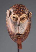 Mask, D. R. Congo, Lega