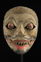 "Theater mask ""butha"", Indonesia - Java"