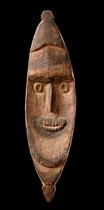 Small mask, Papua New Guinea - Sepik