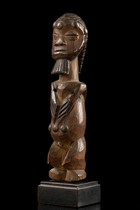 "Small magical figure ""biteki"", D. R. Congo, Teke"