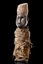 Small magical figure, D. R. Congo, Yombe