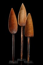Group of spoons for grain, Ethiopia