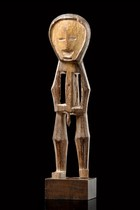 "Figure ""okifa"" of the ""lilwa"" secret society, D. R. Congo, Mbole"