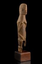 Standing figure, D. R. Congo, Zimba