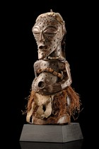 "Magical figure ""nkis"", D. R. Congo, Songe"