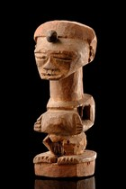 Small magical figure, D. R. Congo, Songe