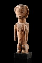 Female figure, D. R. Congo, Ngbandi
