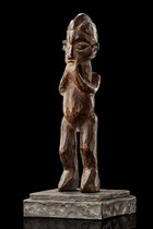 Standing figure, D. R. Congo, Suku