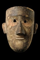 Mask, Indonesia - Borneo-Iban