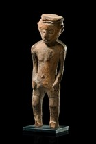 Gedenkfigur &quot;ngya&quot;, Sudan, Bongo