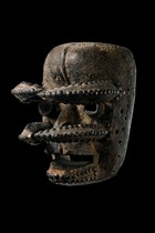 Mask, Ivory Coast, Bete