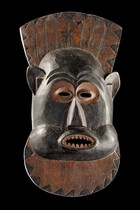 "Mask ""sachihongo"", Angola, Mbunda"