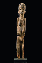 Schutzfigur &quot;bateba phuwe&quot;, Burkina Faso, Lobi