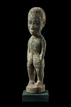 Colonfigure, Ivory Coast, Baule
