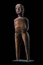Standing figure, Tanzania, Kerewe