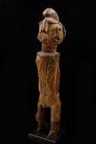 Standing male fetish figure, Togo, Losso