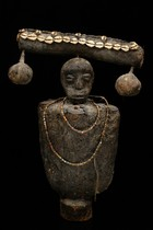 "Shrine figure ""vodun-bochio"", Benin, Fon"