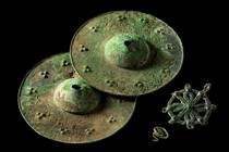 Four excavation founds, Iran (Luristan)