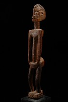 Small standing figure, Mali, Dogon