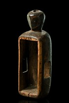 Cordophone &quot;kalambete&quot; or &quot;kakosh&quot;, D. R. Congo, Bwaka