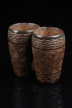 Double cup, D. R. Congo, Kuba