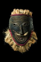 "Schamanic demon mask ""fagli"", Nepal - Area of Humla"