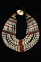 Halssschmuck, Indien, Naga