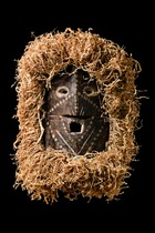 Mask, D. R. Congo, Lombi/Baali
