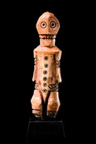 Standing figure, D. R. Congo, Lega