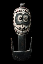 Suspension hook, Papua New Guinea - Sepik