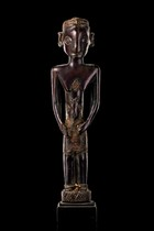 Standing figure, D. R. Congo, Luba