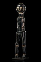 Standing figure, Ivory Coast, Abron