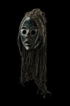 "Face mask ""zakpai"", Ivory Coast, Dan"