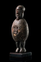 Power figure &quot;biteki&quot;, D. R. Congo, Teke