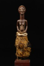 Power figure, D. R. Congo, Luba