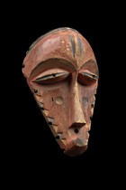 Maske, D. R. Kongo, Pende