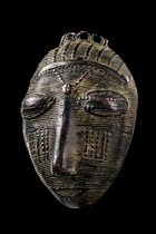 Amulet, Ivory Coast, Baule