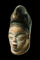 Mask &quot;okuyi&quot;, Gabon, Punu