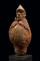 Small power figure, D. R. Congo, Teke