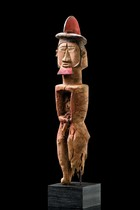Male power figure &quot;biteki&quot;, D. R. Congo, Teke