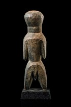 "Male figure ""yendu tchitchiri"", Togo, Moba"