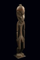 Male ancestor figure, Papua New Guinea - Sepik
