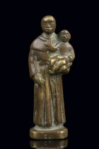Figure of St. Anthony, D. R. Congo
