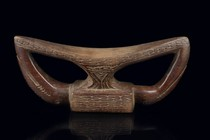 Headrest, Papua New Guinea - Sepik