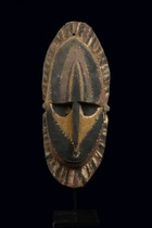 Yams mask, Papua New Guinea, Abelam