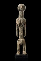 Standing female figure, Burkina Faso, Dagari